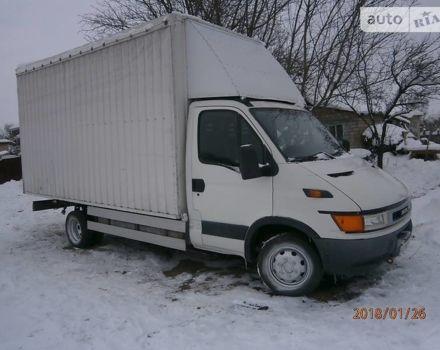 Білий Івеко Дейлі 4x4, об'ємом двигуна 2.3 л та пробігом 100 тис. км за 9000 $, фото 1 на Automoto.ua