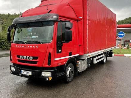 Красный Ивеко ЕвроКарго, объемом двигателя 4.5 л и пробегом 725 тыс. км за 24000 $, фото 1 на Automoto.ua