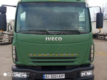Зеленый Ивеко ЕвроКарго, объемом двигателя 5.9 л и пробегом 999 тыс. км за 16900 $, фото 1 на Automoto.ua