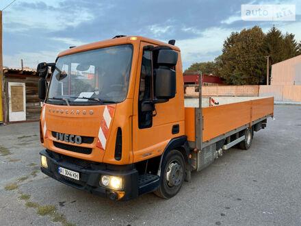 Оранжевый Ивеко ЕвроКарго, объемом двигателя 4.5 л и пробегом 286 тыс. км за 31999 $, фото 1 на Automoto.ua