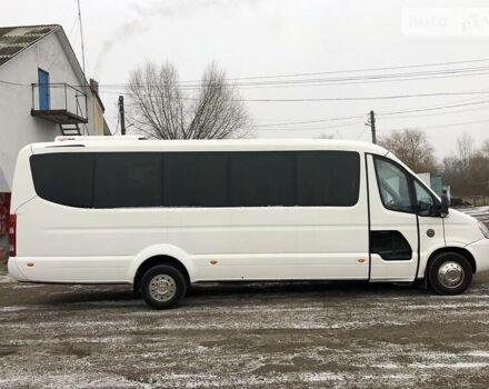 Белый Ивеко Маго, объемом двигателя 3 л и пробегом 320 тыс. км за 34700 $, фото 1 на Automoto.ua