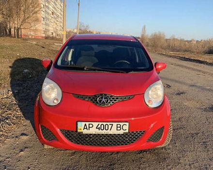 Красный Джак Джей2, объемом двигателя 1 л и пробегом 61 тыс. км за 3900 $, фото 1 на Automoto.ua