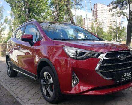 купити нове авто Джак С3 2021 року від офіційного дилера АИС Киев Днепровский Джак фото