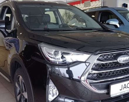 купити нове авто Джак С3 2021 року від офіційного дилера JAC Авто Джак фото