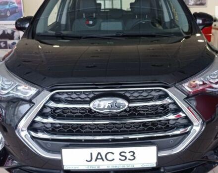 купить новое авто Джак С3 2021 года от официального дилера JAC Авто Джак фото