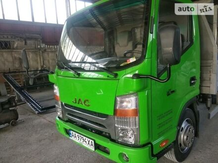 Зелений Джак N56, об'ємом двигуна 2.7 л та пробігом 43 тис. км за 19000 $, фото 1 на Automoto.ua