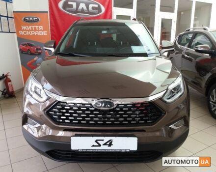 купити нове авто Джак S4 2020 року від офіційного дилера АІС Київ Дніпровський Джак фото