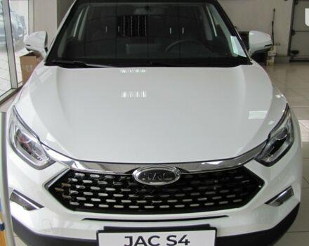 купити нове авто Джак S4 2021 року від офіційного дилера JAC Авто Джак фото