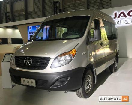 купити нове авто Джак Sunray 2020 року від офіційного дилера АІС Київ Дніпровський Джак фото