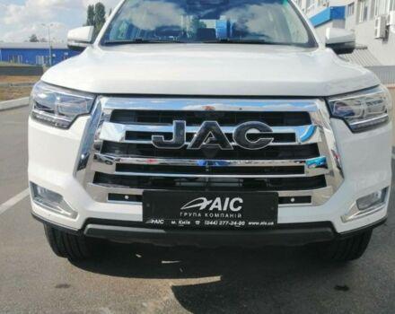 купить новое авто Джак T8 2021 года от официального дилера АИС Киев Днепровский Джак фото