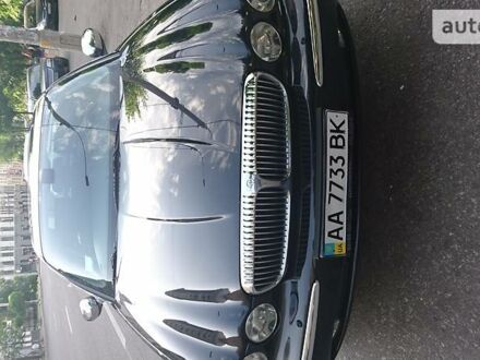 Чорний Ягуар Даймлер, об'ємом двигуна 4.2 л та пробігом 135 тис. км за 20000 $, фото 1 на Automoto.ua