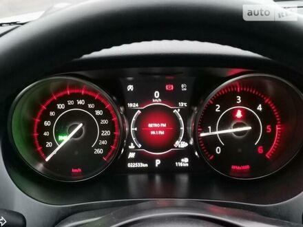 Білий Ягуар E-Pace, об'ємом двигуна 2 л та пробігом 22 тис. км за 43500 $, фото 1 на Automoto.ua