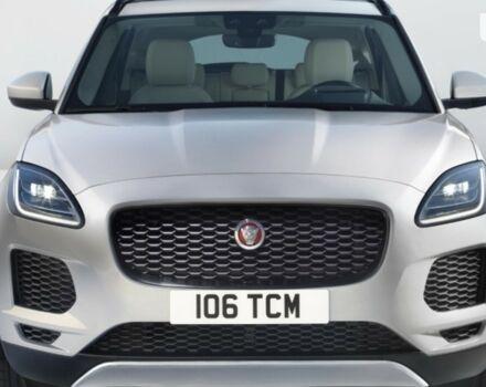 купити нове авто Ягуар E-Pace 2020 року від офіційного дилера Jaguar Land Rover Одеса Ягуар фото