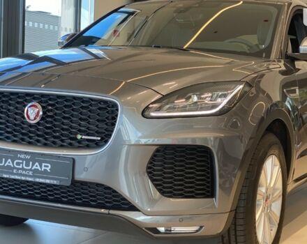 купить новое авто Ягуар E-Pace 2020 года от официального дилера JAGUAR LAND ROVER КИЇВ АЕРОПОРТ Ягуар фото