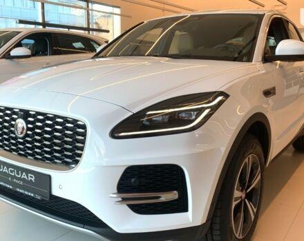 купить новое авто Ягуар E-Pace 2021 года от официального дилера Авто Граф М Ягуар фото