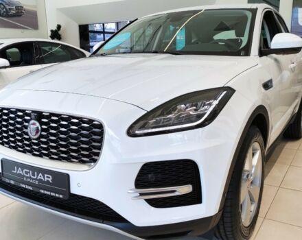 купить новое авто Ягуар E-Pace 2021 года от официального дилера Jaguar Land Rover Київ Захід Ягуар фото