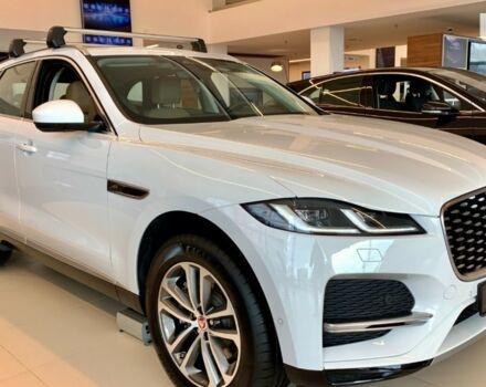 купити нове авто Ягуар Ф-Пейс 2021 року від офіційного дилера Авто Граф М Ягуар фото