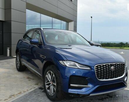 """купити нове авто Ягуар Ф-Пейс 2021 року від офіційного дилера Jaguar Land Rover Днепр """"Аэлита Премиум"""" Ягуар фото"""