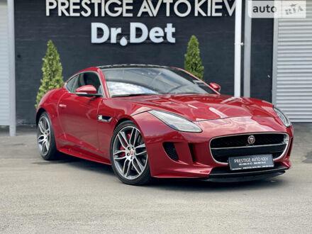 Червоний Ягуар Ф-Тайп, об'ємом двигуна 5 л та пробігом 26 тис. км за 52900 $, фото 1 на Automoto.ua