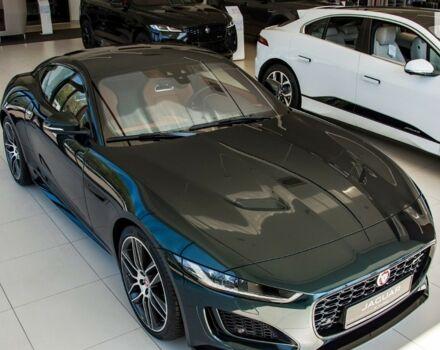 купити нове авто Ягуар Ф-Тайп 2021 року від офіційного дилера Jaguar Land Rover Одеса Ягуар фото