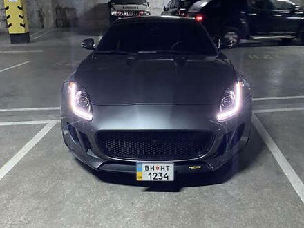 Сірий Ягуар Ф-Тайп, об'ємом двигуна 3 л та пробігом 89 тис. км за 47999 $, фото 1 на Automoto.ua
