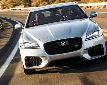 купити нове авто Ягуар ХФ 2020 року від офіційного дилера Jaguar Land Rover Одеса Ягуар фото