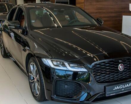 купити нове авто Ягуар ХФ 2021 року від офіційного дилера Jaguar Land Rover Одеса Ягуар фото