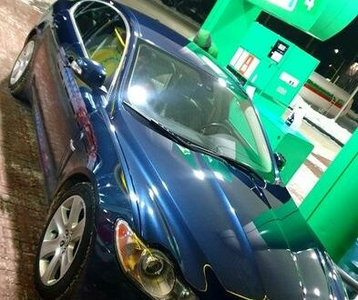 Синій Ягуар ХФ, об'ємом двигуна 3 л та пробігом 97 тис. км за 14300 $, фото 1 на Automoto.ua