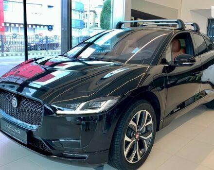 купить новое авто Ягуар I-Pace 2020 года от официального дилера Авто Граф М Ягуар фото