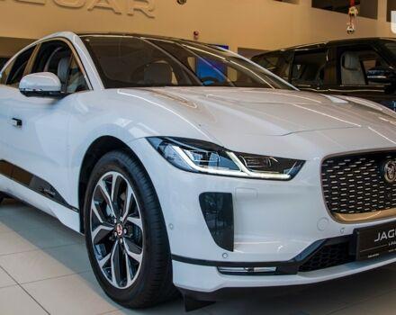 купить новое авто Ягуар I-Pace 2020 года от официального дилера Jaguar Land Rover Одеса Ягуар фото