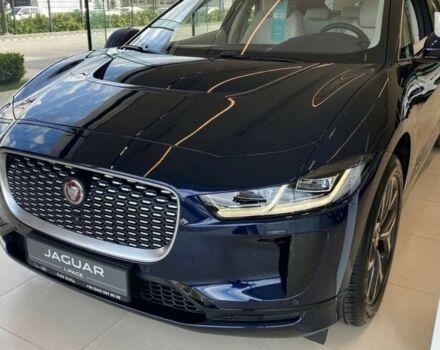 купить новое авто Ягуар I-Pace 2021 года от официального дилера Jaguar Land Rover Київ Захід Ягуар фото