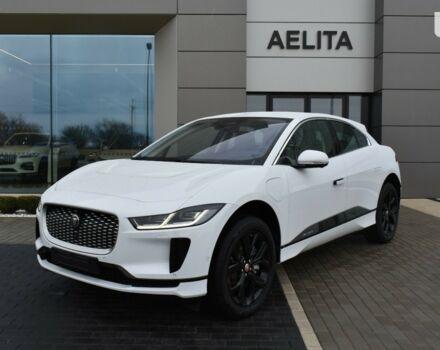 """купить новое авто Ягуар I-Pace 2021 года от официального дилера Jaguar Land Rover Днепр """"Аэлита Премиум"""" Ягуар фото"""