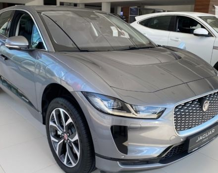 купить новое авто Ягуар I-Pace 2021 года от официального дилера Авто Граф М Ягуар фото