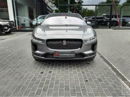 Сірий Ягуар I-Pace, об'ємом двигуна 0 л та пробігом 5 тис. км за 85000 $, фото 1 на Automoto.ua