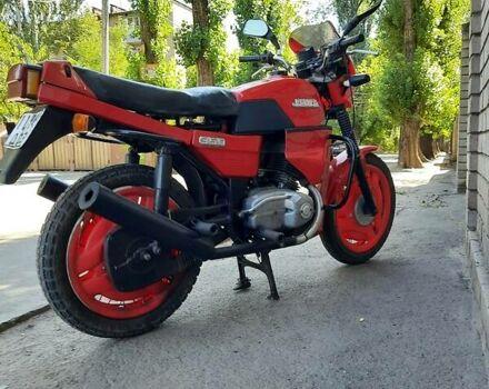 Красный ЯВА 350, объемом двигателя 0 л и пробегом 58 тыс. км за 695 $, фото 1 на Automoto.ua