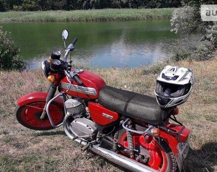 Красный ЯВА 350, объемом двигателя 0 л и пробегом 40 тыс. км за 525 $, фото 1 на Automoto.ua