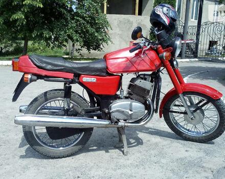 Червоний ЯВА 350, об'ємом двигуна 0.35 л та пробігом 30 тис. км за 515 $, фото 1 на Automoto.ua