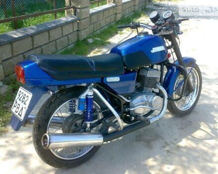 Синій ЯВА 350, об'ємом двигуна 0 л та пробігом 1 тис. км за 700 $, фото 1 на Automoto.ua