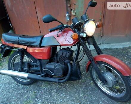 Красный ЯВА 638, объемом двигателя 0.35 л и пробегом 6 тыс. км за 1000 $, фото 1 на Automoto.ua