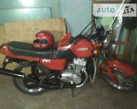 Червоний ЯВА 638, об'ємом двигуна 0.35 л та пробігом 1 тис. км за 999 $, фото 1 на Automoto.ua
