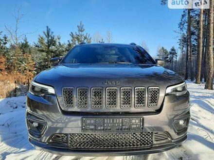 Сірий Джип Cherokee, об'ємом двигуна 2 л та пробігом 17 тис. км за 28500 $, фото 1 на Automoto.ua
