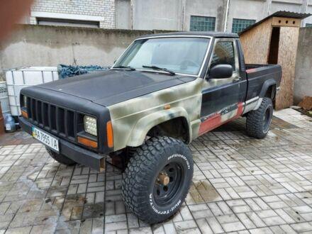 Черный Джип Другая, объемом двигателя 4 л и пробегом 250 тыс. км за 6500 $, фото 1 на Automoto.ua