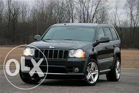 Чорний Джип Grand Cherokee, об'ємом двигуна 3.7 л та пробігом 79 тис. км за 0 $, фото 1 на Automoto.ua