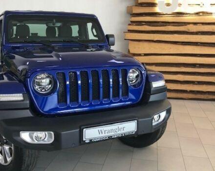 купити нове авто Джип Wrangler 2021 року від офіційного дилера «Одесса-АВТО» Джип фото