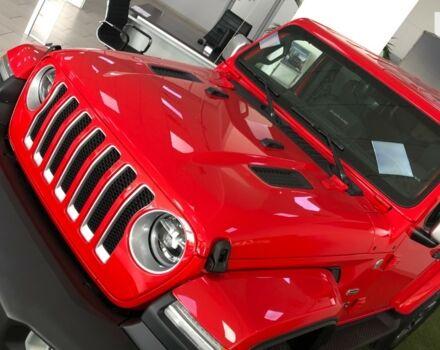 купить новое авто Джип Вранглер 2021 года от официального дилера «Одесса-АВТО» Джип фото