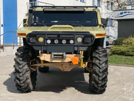 Жовтий Джип Shamir, об'ємом двигуна 3 л та пробігом 10 тис. км за 30000 $, фото 1 на Automoto.ua