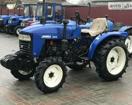Синий Джинма 240/244, объемом двигателя 0 л и пробегом 5 тыс. км за 4100 $, фото 1 на Automoto.ua