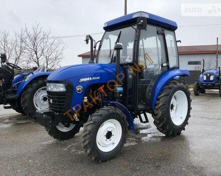 Синий Джинма 264, объемом двигателя 1.53 л и пробегом 1 тыс. км за 8250 $, фото 1 на Automoto.ua
