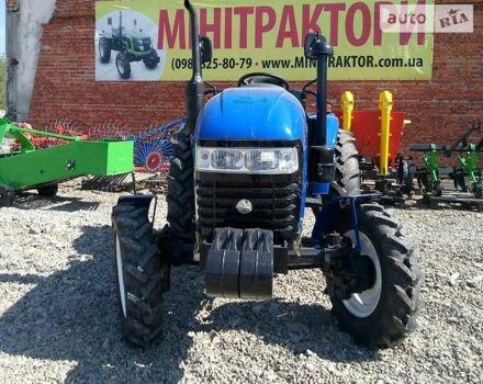 Синій Джинма 264, об'ємом двигуна 1.53 л та пробігом 1 тис. км за 6600 $, фото 1 на Automoto.ua