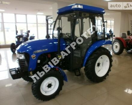Синій Джинма 264, об'ємом двигуна 0 л та пробігом 1 тис. км за 0 $, фото 1 на Automoto.ua